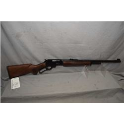 "Marlin Model 1895 .45 - 70 Cal Lever Action Rifle w/ 22"" bbl [ Appears excellent, test fired, in ori"