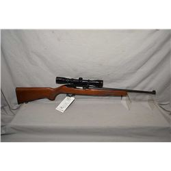 "Ruger Model 10/22 Carbine .22 LR Cal Mag Fed Semi Auto Rifle w/ 18 1/2"" bbl [ blued finish starting"