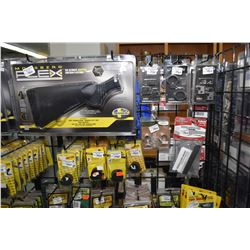 Dealers lot retail accessories Dealers lot of brand new retail accessories including Mossberg Flex S