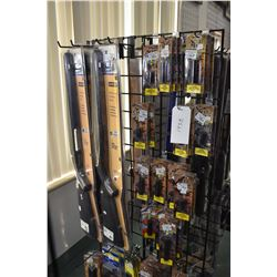 Dealers lots chokes, mags, stocks etc. Dealers lot of new in package retail lots including four Ram-