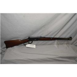 "Winchester Model 94 .32 Win Spec Cal Lever Action Rifle w/ 20"" bbl [ blued finish, faded more on rec"