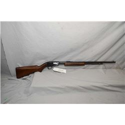 "Winchester Model 61  .22 LR Cal Tube Fed Pump Action Rifle w/ 24"" bbl [ fading blue finish, more in"