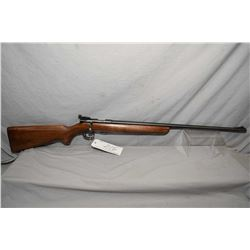 "Winchester Model 69 A  Target  .22 LR Cal Mag Fed Bolt Action Rifle w/ 25"" bbl [ blued finish, start"