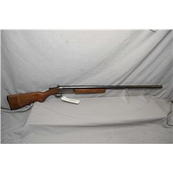 "Cooey Model 84 .12 Ga Single Shot Break Action Shotgun w/ 30"" bbl [ fading blue finish, with fading"