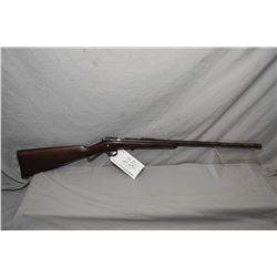 "Savage Model 1905 .22 LR Cal Single Shot Bolt Action Rifle w/ 22"" bbl [ fading patchy blue finish tu"