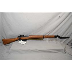 Lee Enfield No. 4 Mark 2 ( F ) Dated 12/54  .303 Brit Cal Mag Fed Bolt Action Full Wood Military Rif