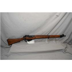 Lee Enfield By Savage No 4 MK 1* .303 Brit Cal Full Wood Military Mag Fed Bolt Action Rifle w/ 25 1/