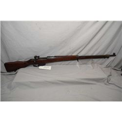 "Ross Model 1910 Mark III .303 Brit Cal Bolt Action Full Wood Military Rifle w/ 30 1/2"" bbl [ all ori"