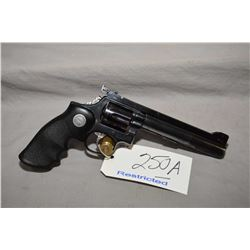 Restricted  - Smith & Wesson Model 10 - 7  .38 special Cal 6 Shot Revolver w/ 152 mm bbl [ blued fi