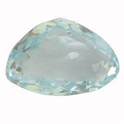6.91 ctw Triangle Aquamarine Parcel