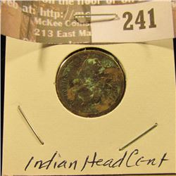 1860 U.S. Indian Head Cent.