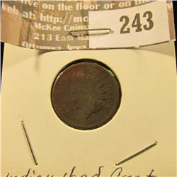 1863 U.S. Indian Head Cent.