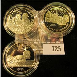Proof Commemorative Includes Proof 1994 World Cup Half Dollar, Proof Mt Rushmore, Proof 1995 Olympic