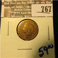 Key Date 1870 Indian Head Cent