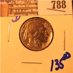 Key Date 1926-D Buffalo Nickel.  It Is Hard To Find This Coin In This Condition.