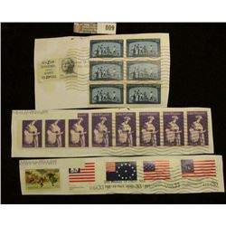 Pack of (20) miscellaneous stamps.