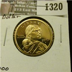 1320 _ 2003 S Native American Proof 65+ Dollar.