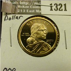 1321 _ 2005 S Native American Proof 65+ Dollar.