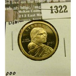 1322 _ 2007 S Native American Proof 65+ Dollar.
