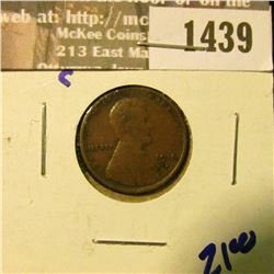 1439 _ 1915-S Wheat Cent