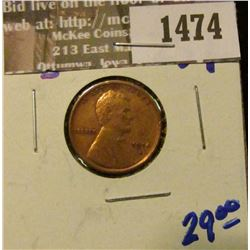 1474 _ Upgrade 1914-S Wheat Cent