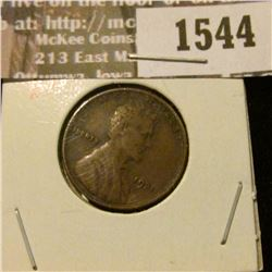 1544 _ 1931 P Lincoln Cent, EF.