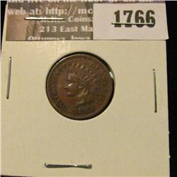 1766 _ 1883 Indian Head Cent. VF-20.