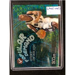 2002-03 Topps Pristine - Popular Demand #PD-RA - Ray Allen Game Used Shorts