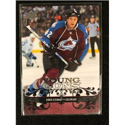 2008-09 Upper Deck #462 Chris Stewart Young Guns