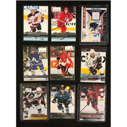 YOUNG GUNS HOCKEY TRADING CARD LOT