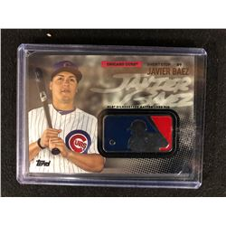 2015 Topps #MSBL-18 Javier Baez Chicago Cubs Rookie Baseball Card