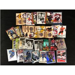 HOCKEY TRADING CARDS LOT (SOME ROOKIES)