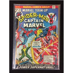 MARVEL TEAM UP FEATURING SPIDER-MAN AND CAPTAIN MARVEL #16 (MARVEL COMICS)