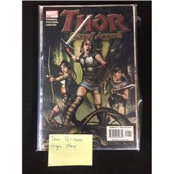 THOR SON OF ASGARD (MARVEL COMICS) 12 ISSUES