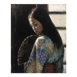 Study For Japanese Girl II by Perez, Fabian