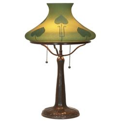 Handel Tam-O-Shanter table lamp