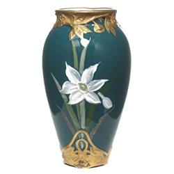 French vase, attribution, small form