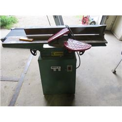 "JOINTER PLANER 6""- C/W SET OF NEW BLADES, CANWOOD"