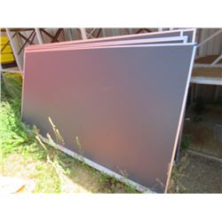 3- 4X8' CHALK BOARDS