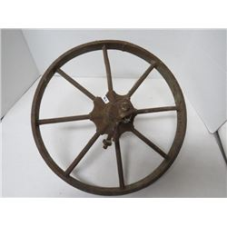 "16"" steel wheel for wheel barrow"