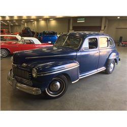 NO RESERVE 1947 MERCURY SEDAN EIGHT
