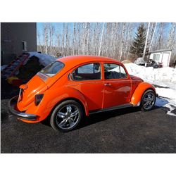 FRIDAY NIGHT 1983 VOLKSWAGEN BEETLE
