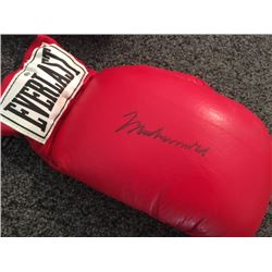 AUTHENTIC MUHAMMAD ALI BOXING GLOVES