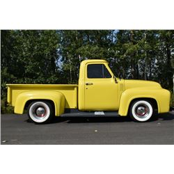1953 FORD F100 CUSTOM PICKUP FULL RESTORATION