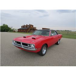 1970 DODGE DART SWINGER FACTORY 340 H CODE