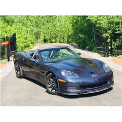2013 CHEVROLET CORVETTE COLLECTOR EDITION 427 ROADSTER 7.0L LS7