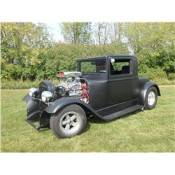1929 ESSEX 3 WINDOW STREET ROD