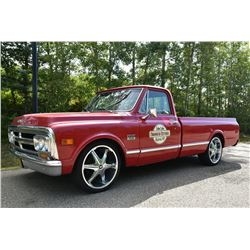 1969 GMC C10 CUSTOM PICKUP