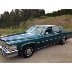 1979 CADILLAC DEVILLE MINT CONDITION LOW KMS