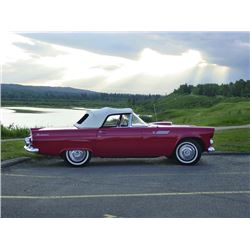1955 FORD THUNDERBIRD CONVERTIBLE ROADSTER
